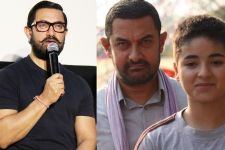Aamir Khan REACTS strongly for his Dangal daughter Zaira's CONTROVERSY