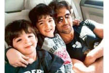 Hrithik Roshan OPENS UP on being a single father...