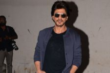 I have been just outside jail many times when I was young: SRK