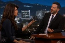 Jimmy Kimmel has got a beautiful compliment for Priyanka Chopra!
