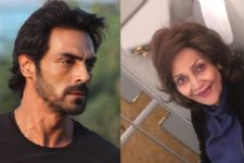 Arjun Rampal's mother BEATS Cancer, actor gets emotional