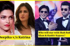 Deepika v/s Katrina: Who will WIN the race to star with SRK-Ranbir