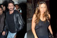 Here's what Gauri Khan was doing when SRK was at Raees Success Bash