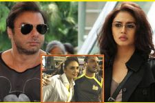 "Huma Qureshi on her ""LINK UP"" with Sohail Khan"