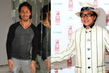 Jackie Chan an inspiration for Tiger Shroff!