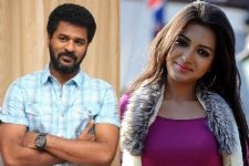 Catherine Tresa in talks for Prabhudheva's next