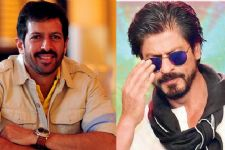 Kabir Khan reveals SRK's REACTION when offered cameo in Tubelight!