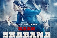 Akshay presents first poster of 'Naam Shabana'
