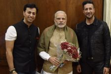 Composers Salim-Sualiman collaborate with PM Modi!