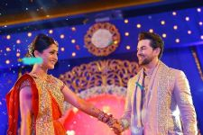 These pictures from Neil-Rukmini's SANGEET are a complete BLISS!
