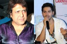 Govinda REACTS to COMPARISONS between him & Varun Dhawan