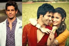 Varun, Alia have great chemistry: Sidharth Malhotra