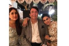 Inside pictures of Kareena Kapoor celebrating her Father's Birthday