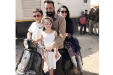 Aww: Sanjay Dutt's DAY OUT with his kids