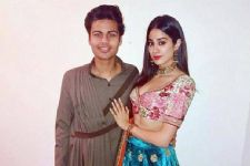 Watch Jhanvi Kapoor's dance video with her alleged boyfriend Akshat!
