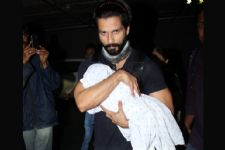 Shahid Kapoor shares how his baby girl has CHANGED his choice of films