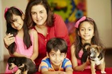 Motherhood teaches you priorities in life: Farah Khan