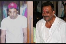 From Ranbir to onscreen Sanjay Dutt! Checkout the transformation!