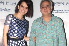 Hansal Mehta praises Kangana for her unique talent