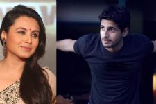 Rani Mukerji to make her COMEBACK with Sidharth Malhotra?