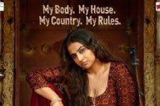 'Begum Jaan': Vidya looks fierce, intimidating