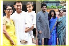 Aamir TALKS about his ex-wife, kids Junaid, Ira and Azad Rao