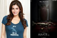 Revealed: Raveena Tandon's Maatr-The Mother official teaser poster!
