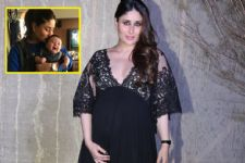 Kareena Kapoor posing with her baby Taimur is the CUTEST thing