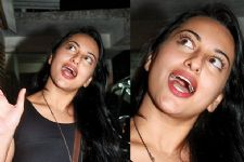DRUNK Sonakshi Sinha created a scene at the party