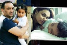 This is how Rani Mukerji's baby daughter, Adira's day begins...