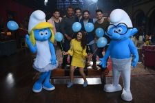 After Ranveer, Smurfs spread happiness on the sets of Golmaal Again