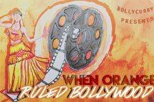 When Bollywood Turned Orange