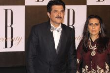 Anil Kapoor finds peace, sanity in wife!