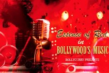 Essence of Red in Bollywood's Music