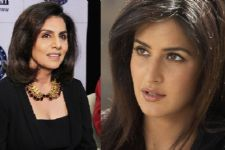 Neetu Singh gives a THUMBS UP to Katrina Kaif!