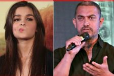 Omg: Alia Bhatt REJECTED a film with Aamir Khan?