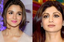 #Video: Here's what happened when Shilpa Shetty bumped into Alia Bhatt