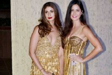 Big B is in AWE of this lovely photo of Katrina Kaif and Shweta Nanda