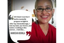 #More Power to You: Manisha Koirala shares the PAIN she went through