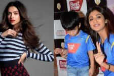 See what Shilpa Shetty's son Viaan has to say about Deepika Padukone!
