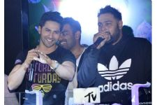 Badshah REVEALED something about Varun Dhawan that we were UNAWARE of