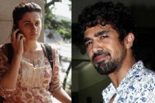 Taapsee Pannu BEATS Saqib Saleem 'Black and Blue'!