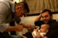 Salman Khan's nephew Ahil got a new way of playing piano!