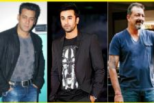 Sanjay Dutt SPEAKS up about Salman Khan's role in biopic based on him!