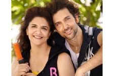 Hrithik Roshan's Mom did something that she couldn't do in 63 Years