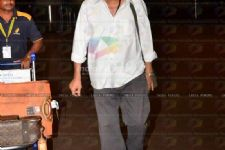 Vinod Khanna's LAST pictures from Airport