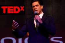 Shah Rukh Khan's funny yet INSPIRING quotes from #TedTalks2017 !