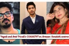 Alka Yagnik and Amit Trivedi's COMMENT on Armaan-Sonakshi controversy
