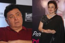 Asha Parekh SUPPORTS Rishi Kapoor's anger towards young actors!