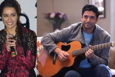 Shraddha Kapoor REVEALS about her relationship with Farhan Akhtar!